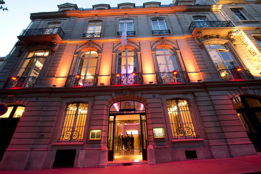 Salons de l'Hôtel des Arts & Metiers 13