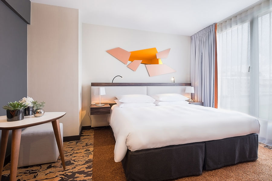 Radisson Blu Hotel Paris Boulogne **** 5