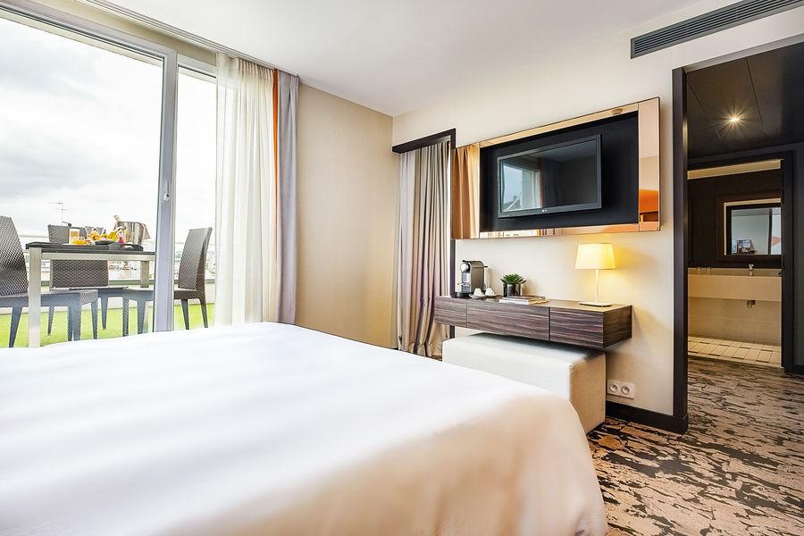 Radisson Blu Hotel Paris Boulogne **** 8