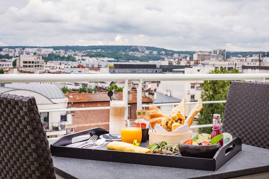 Radisson Blu Hotel Paris Boulogne **** 9