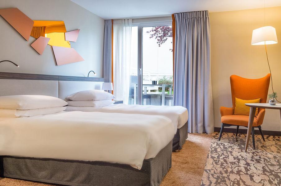 Radisson Blu Hotel Paris Boulogne **** 15