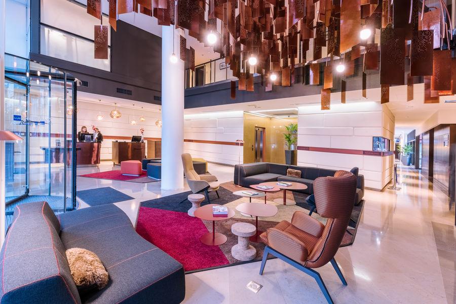 Radisson Blu Hotel Paris Boulogne **** 18