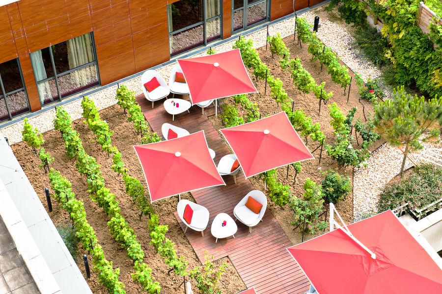 Radisson Blu Hotel Paris Boulogne **** 22