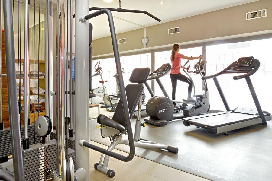 Radisson Blu Hôtel Toulouse Aéroport **** Salle de fitness