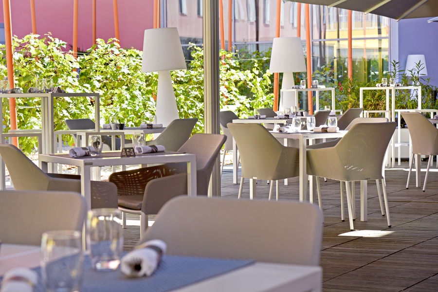Radisson Blu Hôtel Toulouse Aéroport **** Patio