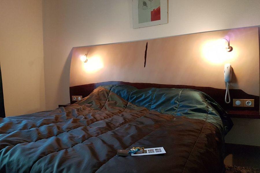 Hôtel la Fauceille **** Suite