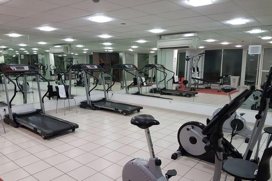 Hôtel la Fauceille **** Salle de fitness