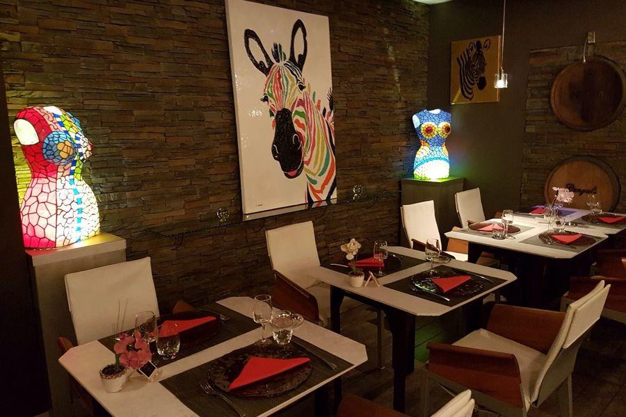 Hôtel la Fauceille **** Restaurant
