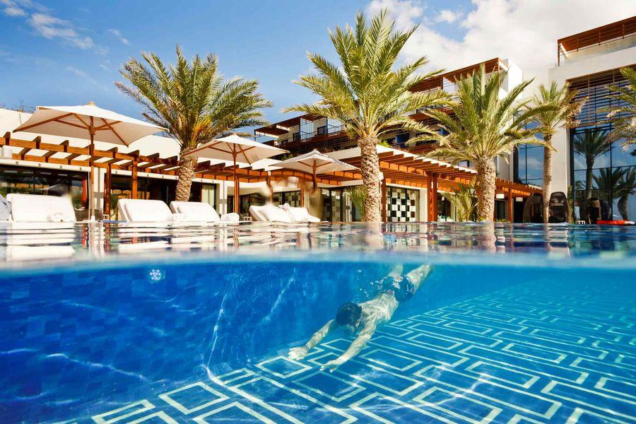 Sofitel Essaouira Mogador Golf & Spa Piscine