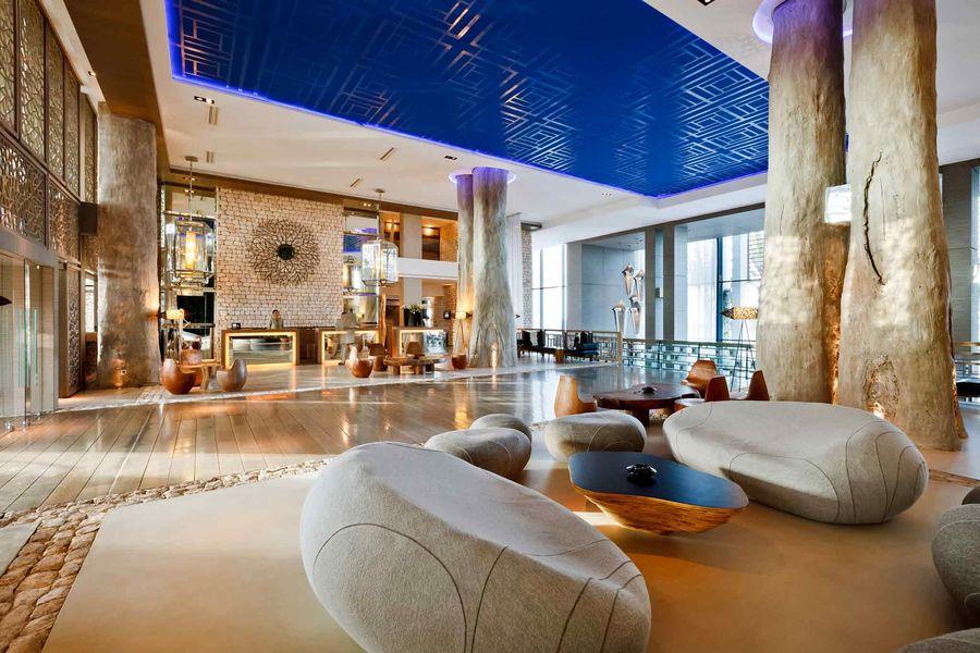 Sofitel Essaouira Mogador Golf & Spa Lobby