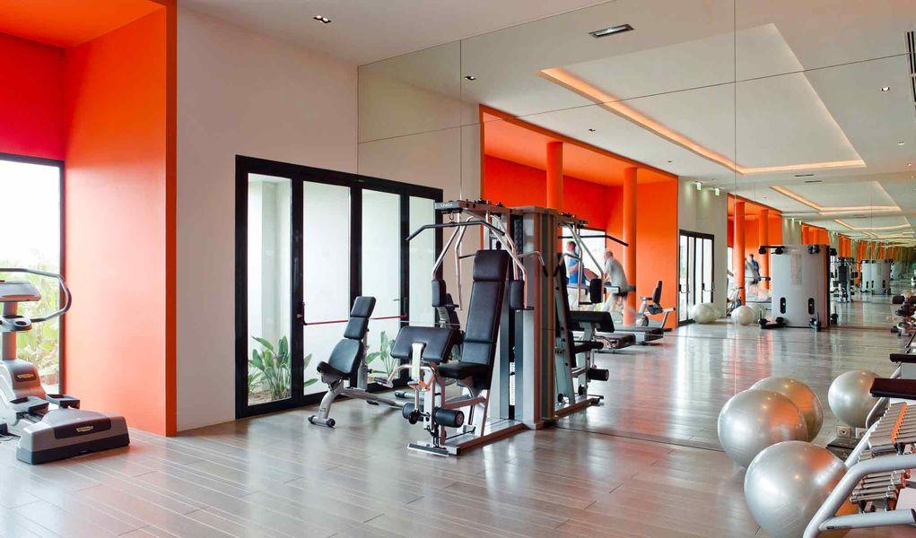 Sofitel Essaouira Mogador Golf & Spa Salle de fitness