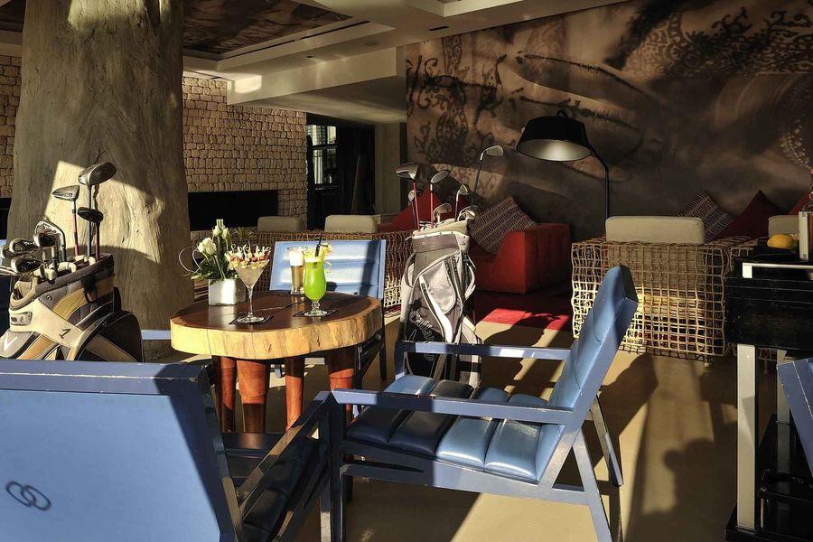 Sofitel Essaouira Mogador Golf & Spa Terrasse