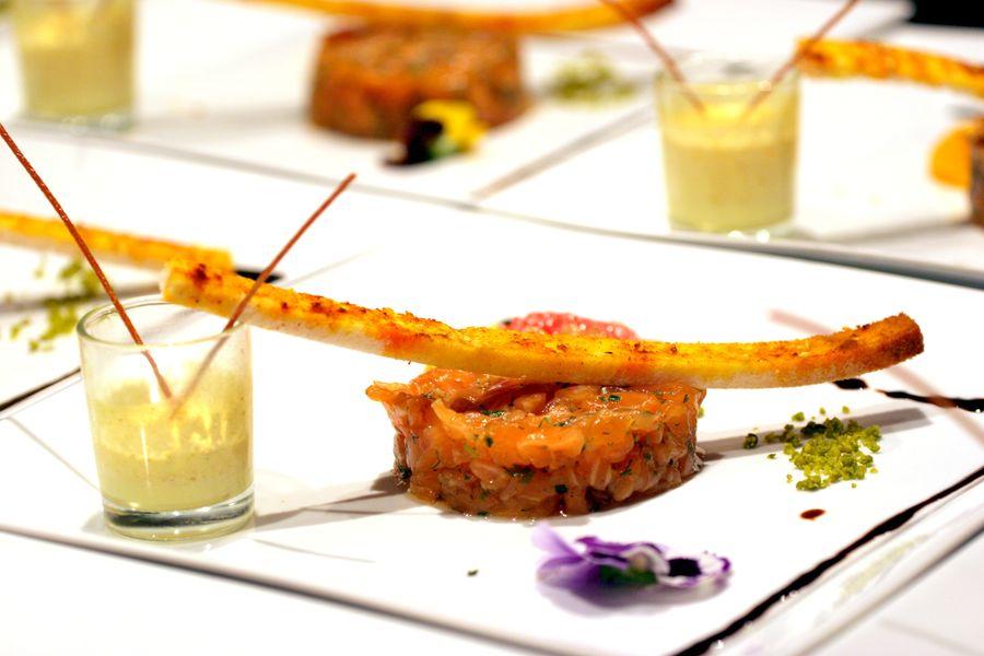 Domaine de Ferrière Gastronomie Française