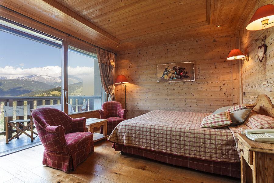 Hôtel Aux Ducs De Savoie **** Chambre