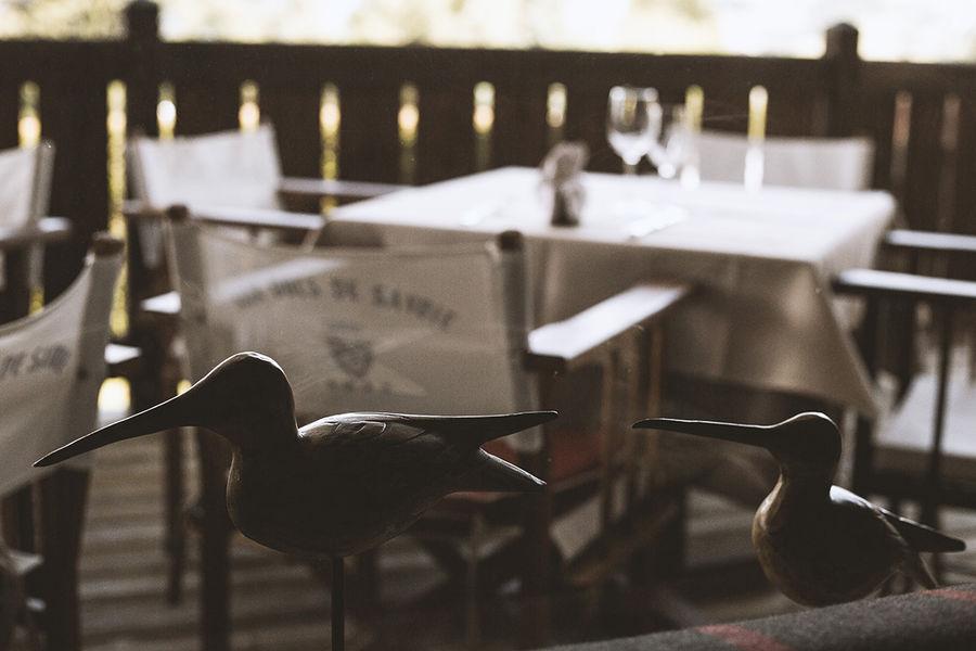 Hôtel Aux Ducs De Savoie **** Terrasse du restaurant
