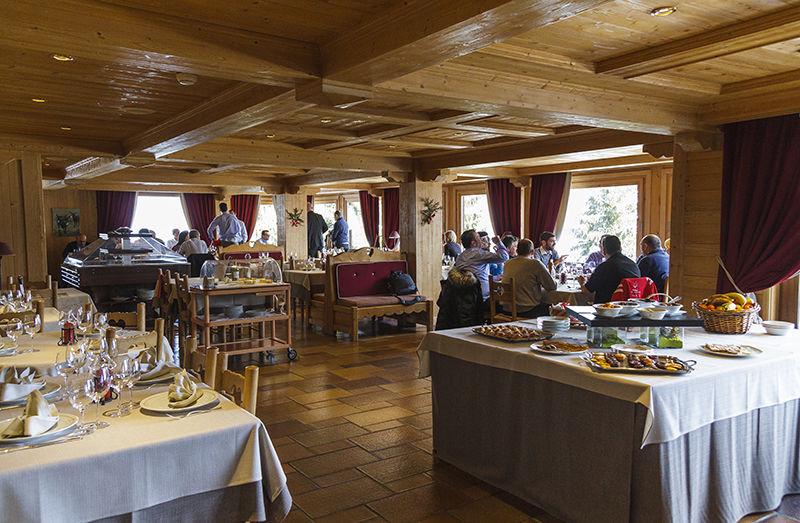 Hôtel Aux Ducs De Savoie **** Restaurant