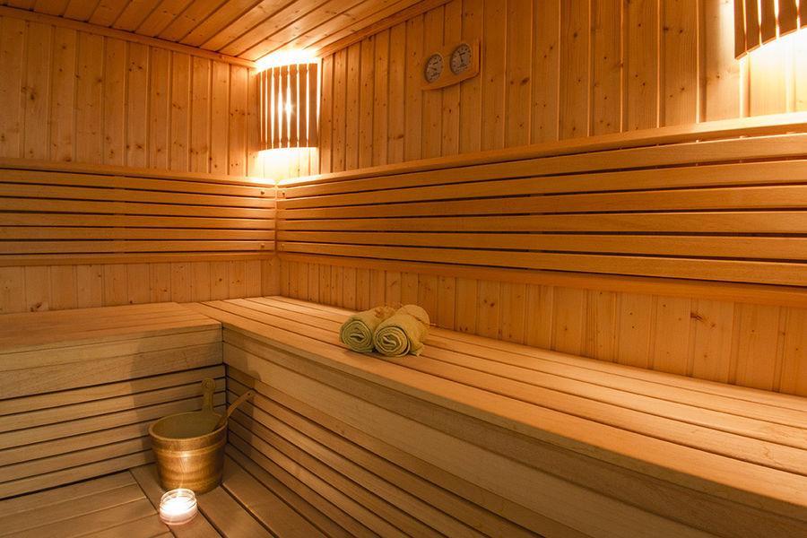 Hôtel Aux Ducs De Savoie **** Sauna