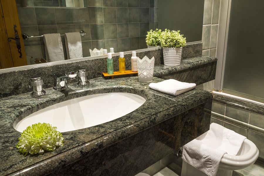 Hôtel Aux Ducs De Savoie **** Salle de bain
