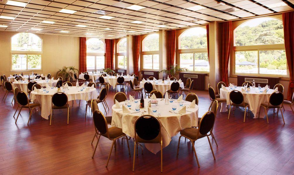 Hôtel Lyon Métropole **** Salle de réception