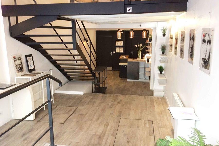 Upper Concept store galerie