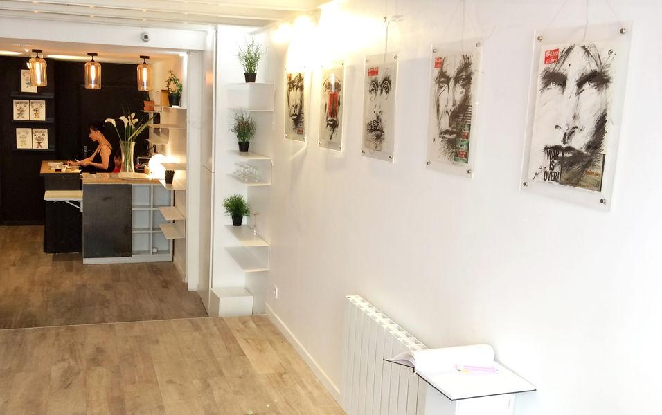 Upper Concept store Rez de chaussée