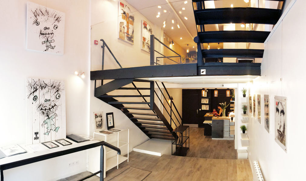 Upper Concept store Mezzanine