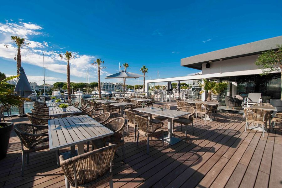 Le Spinaker Terrasse panoramique