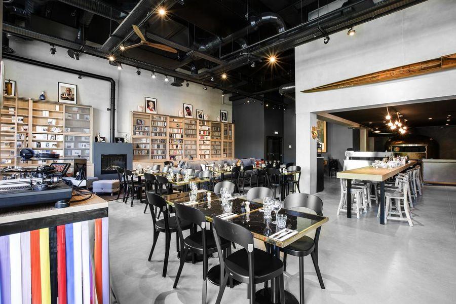 Mob Hotel - Lyon Confluence Restaurant