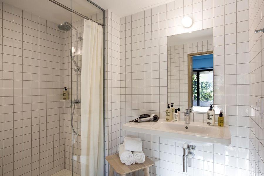 Mob Hotel - Lyon Confluence Salle de bain