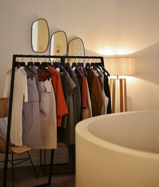 Kampai Fashion lounge, rez-de-chaussée