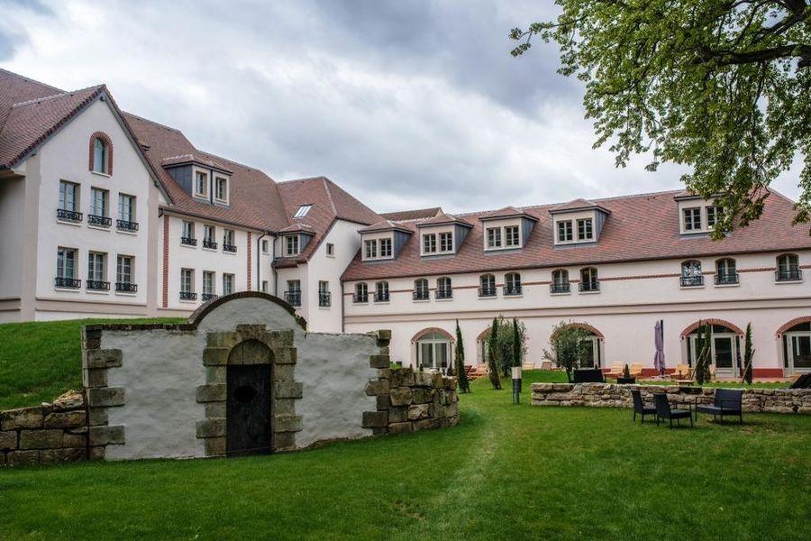 Castel Maintenon  Jardin