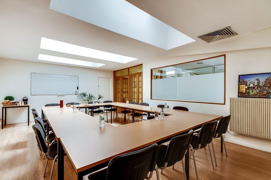 Espace Batignolles Platon 35 m² - salle de sous commissions
