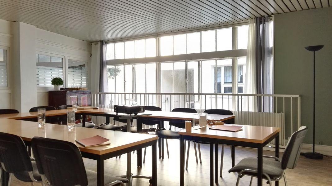Espace Batignolles Pythagore 35 m² - salle de sous commissions