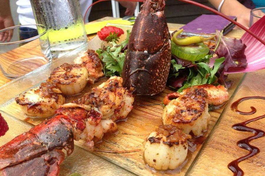 """Restaurant """"Histoires De..."""" Cuisine savoureuse et rafinée"""