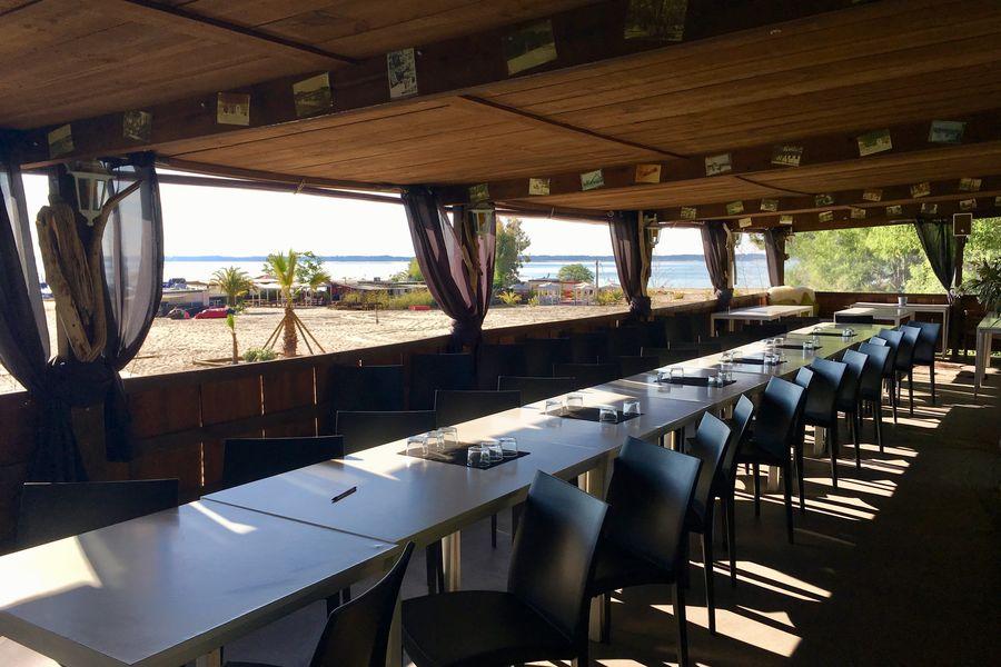 """Restaurant """"Histoires De..."""" Réunion avec vue..."""