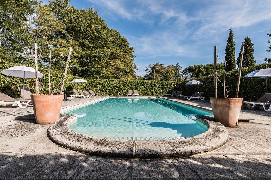 Château de Buros *** piscine