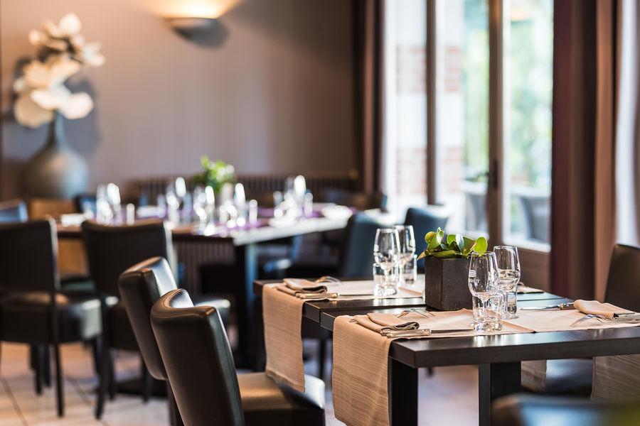 Château de Buros *** restaurant