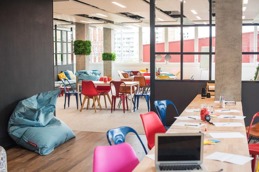 Rokoriko salle de réunion créative  16