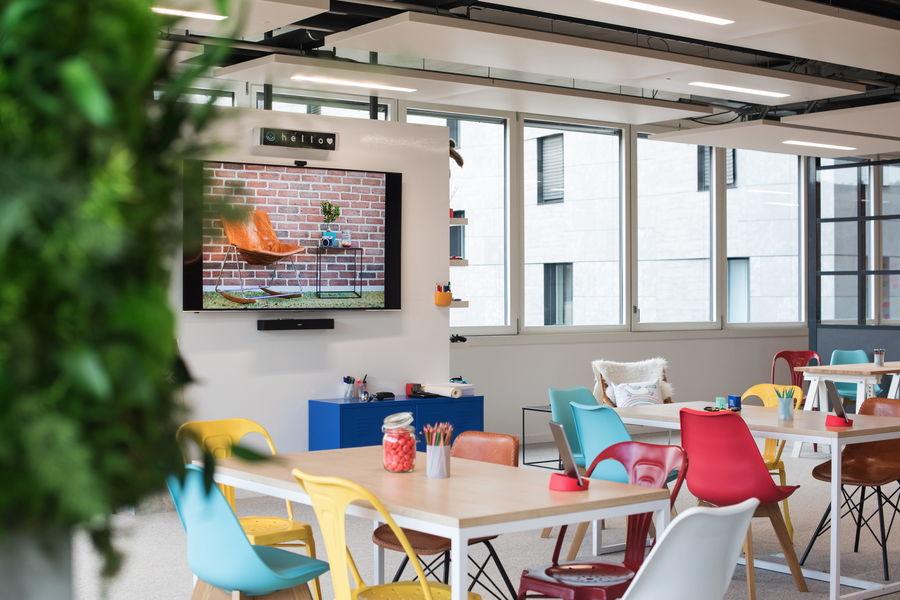 Rokoriko salle de réunion créative  22