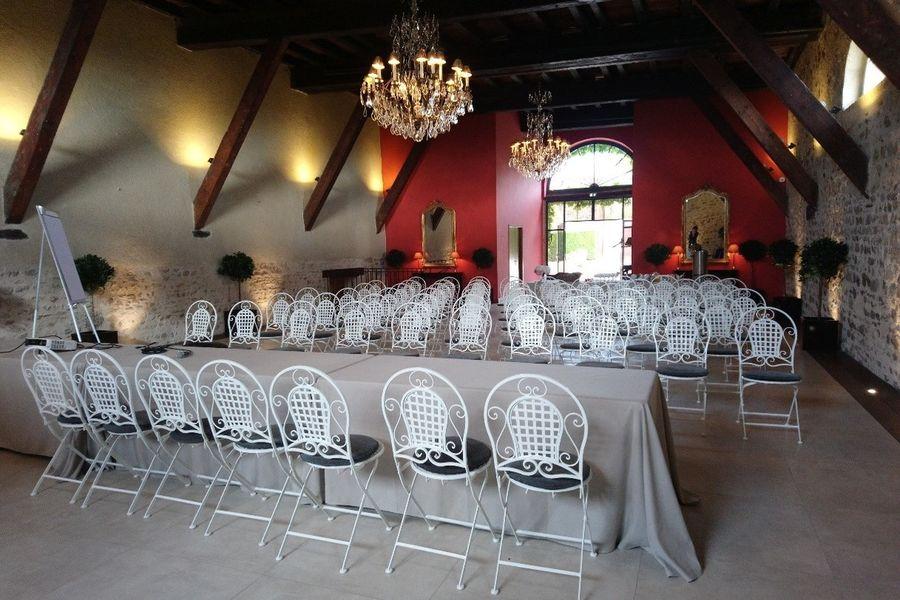 Domaine Morgon La Javernière Notre salle de conférence pour 200 personnes