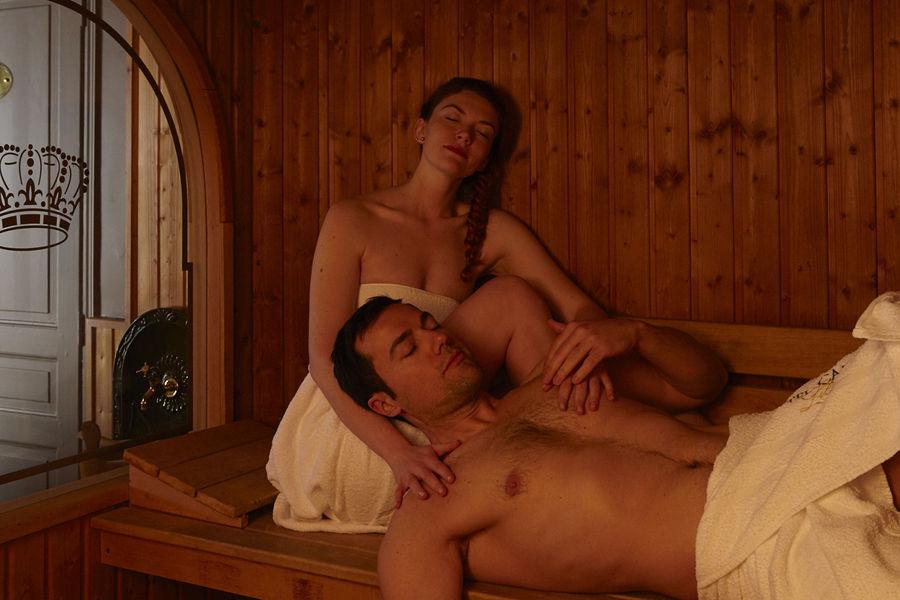 Hôtel Carlton **** Sauna