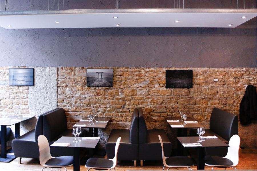 L'Encart - Restaurant & Wine style Espace principal