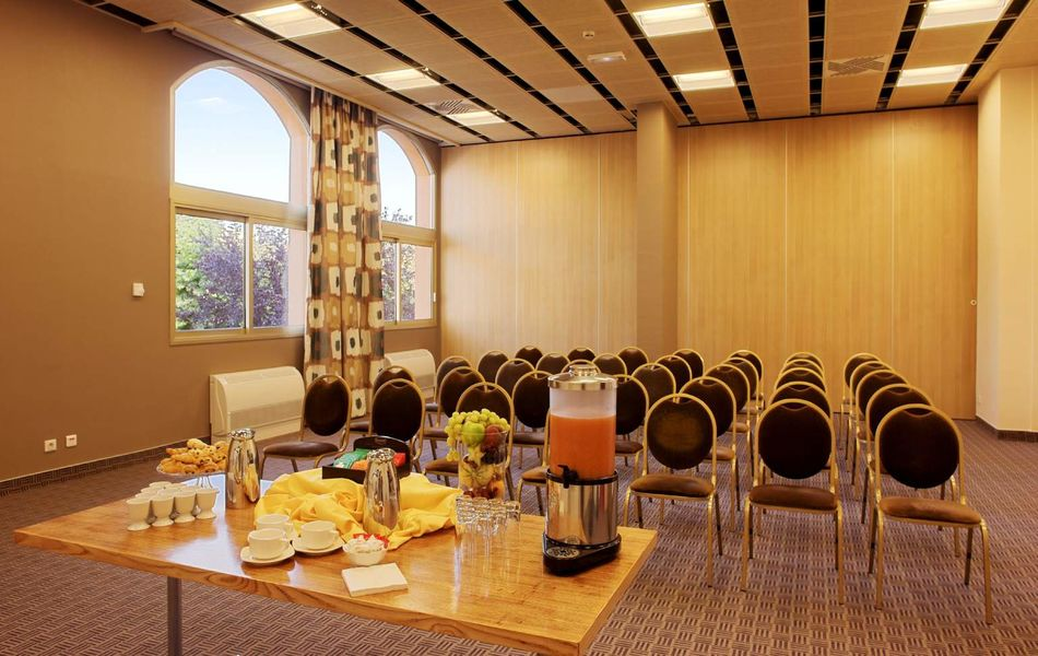 Hôtel Lyon Métropole **** Salle Bourgogne