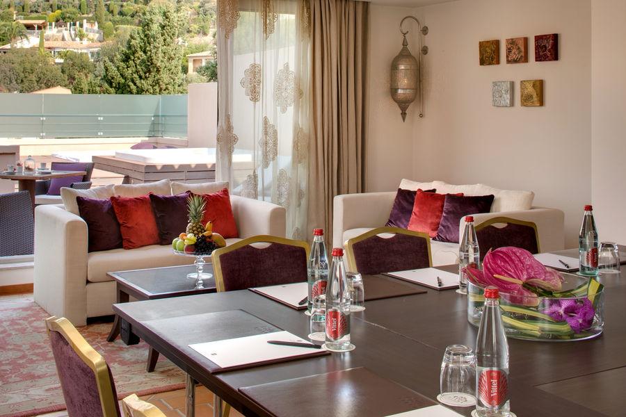 Tiara Yaktsa Côte d'Azur ***** Suite Penthouse