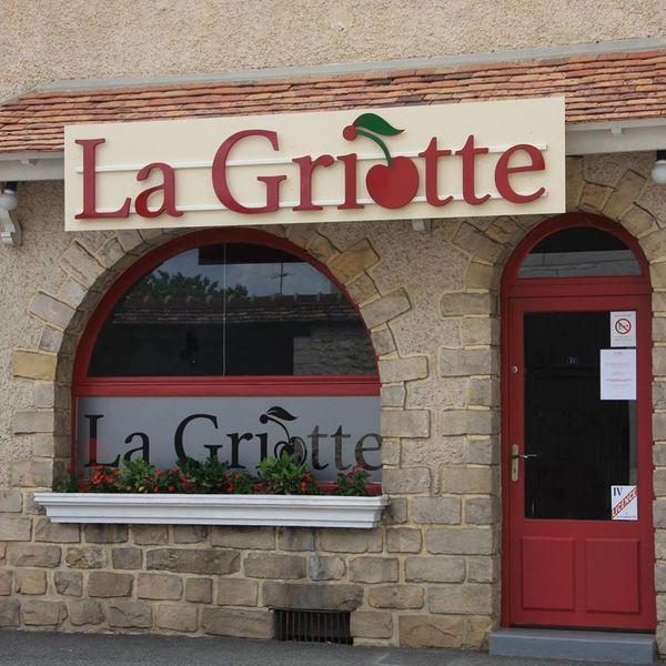 La Griotte Façade