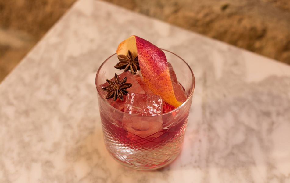Ostrea x Perdition Cocktail