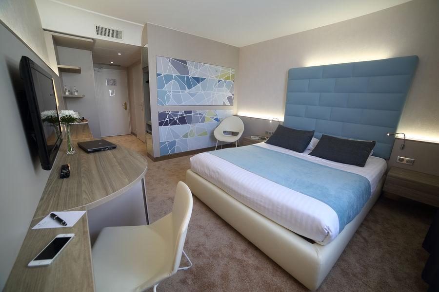 Hôtel Plaza - Futuroscope **** Chambre Premium
