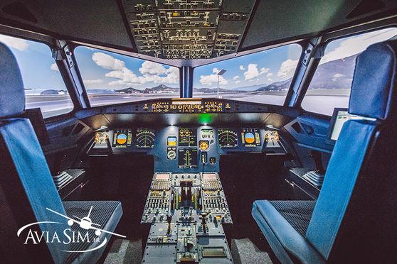 Simulateur (avion de ligne)