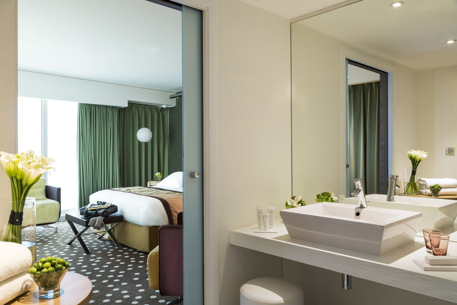 Resort Barrière Lille ***** Salle de bain