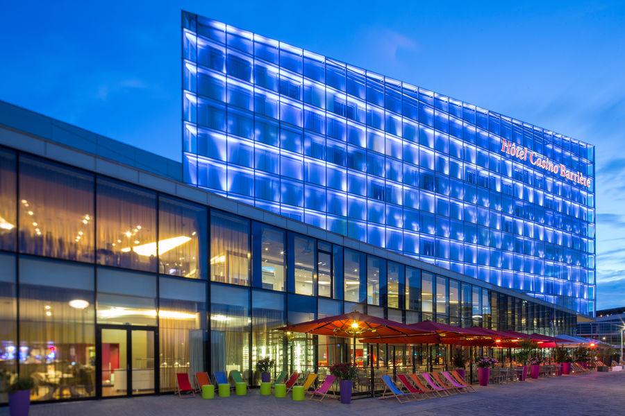 Resort Barrière Lille ***** Façade